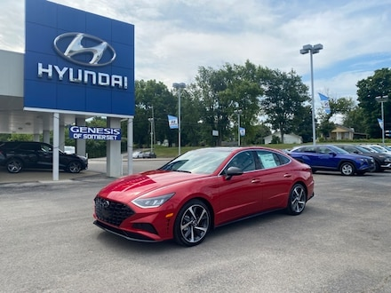 Featured New 2022 Hyundai Sonata SEL Plus Sedan for Sale in Somerset, KY