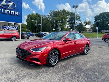 Featured New 2022 Hyundai Sonata Limited Sedan for Sale in Somerset, KY