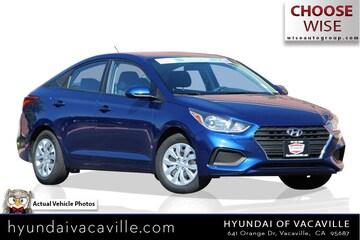 2018 Hyundai Accent Sedan