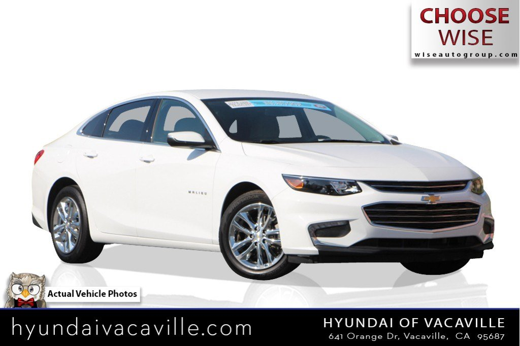 Used 2018 Chevrolet Malibu For Sale at Hyundai of Vacaville | VIN