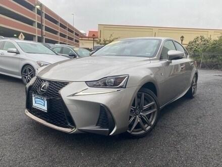 2018 LEXUS IS 300 300 Sedan