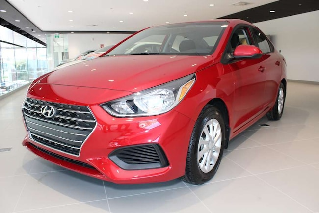 2018 Hyundai Accent GL $51.74 Weekly payments for 96 Months Sedan