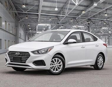 2019 Hyundai Accent Accent Pref FWD Auto Berline