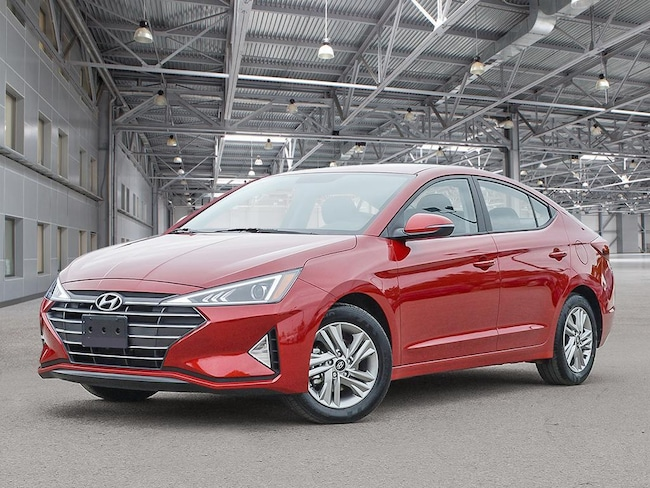 2020 Hyundai Elantra Preferred Berline