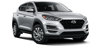 2019 Hyundai Tucson AWD SE shown