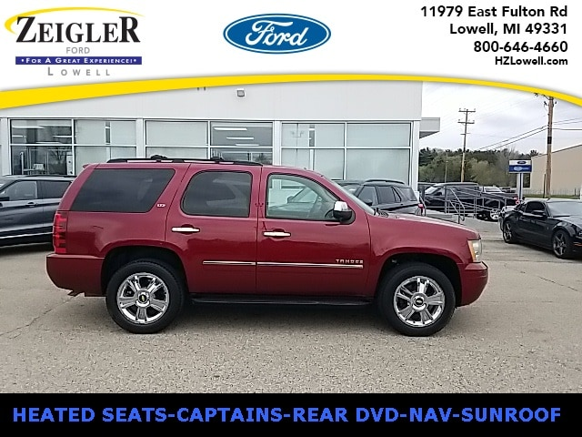 Used Chevrolet Tahoe Downers Grove Il
