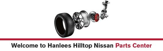 Hanlees Hilltop Nissan | New Nissan dealership in Richmond