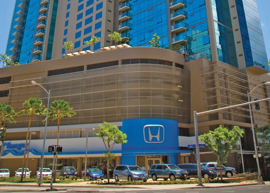 Pacific Honda Dealership News