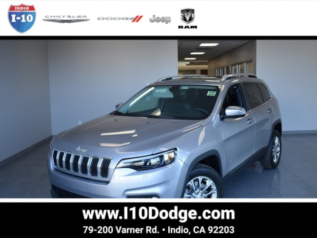 2019 Jeep Cherokee LATITUDE PLUS FWD Sport Utility