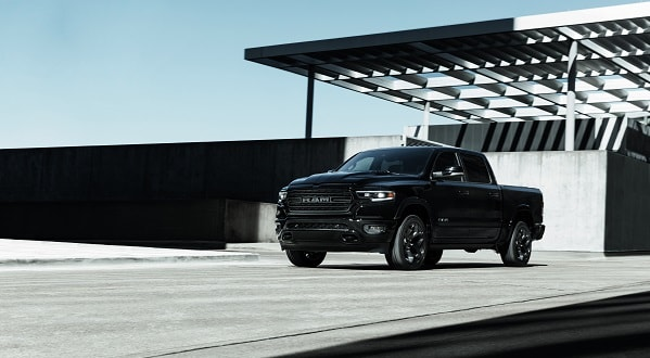 2020 Ram 1500 Black Edition