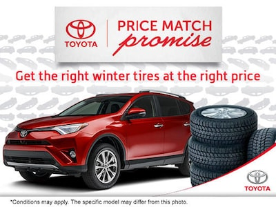 Tire Price Match Guarantee*