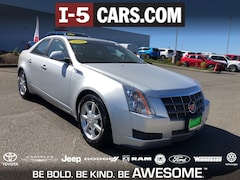 Used 2009 CADILLAC CTS Base w/1SB Sedan 1G6DS57V190153612 in Chehalis, WA