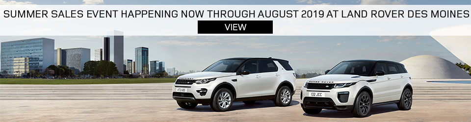 Land Rover Des Moines | New Land Rover Dealership in Des Moines, IA