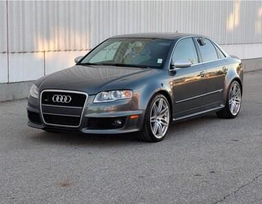 2007 Audi RS 4 ACCIDENT FREE 420HP-LUXURY Sedan