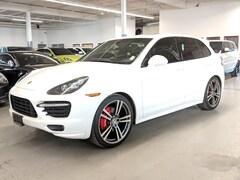 2013 Porsche Cayenne GTS/NAV/PORSCHE ENTRY&DRIVE/LANE CHANGE ASSIST SUV