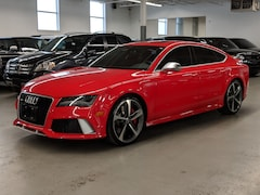 2014 Audi RS 7 CARBONFIBDER/360CAMERA/SUEDEROOF/PUSHBUTTONSTART! Sedan