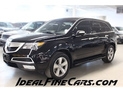 2012 Acura MDX TECH PACKAGE/NAV/DVD/7PASS & MORE! SUV