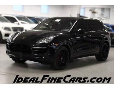 2011 Porsche Cayenne Turbo MSRP $193000 BURMESTER/BLIND SPOT ASSIST/PAN SUV