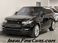 2016 Land Rover Range Rover Sport SC/DYNAMIC PKG/PANO/HEADSUP DISPLAY! SUV