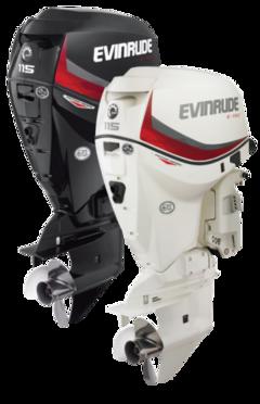 2018 EVINRUDE E115DGLAF- 115HP