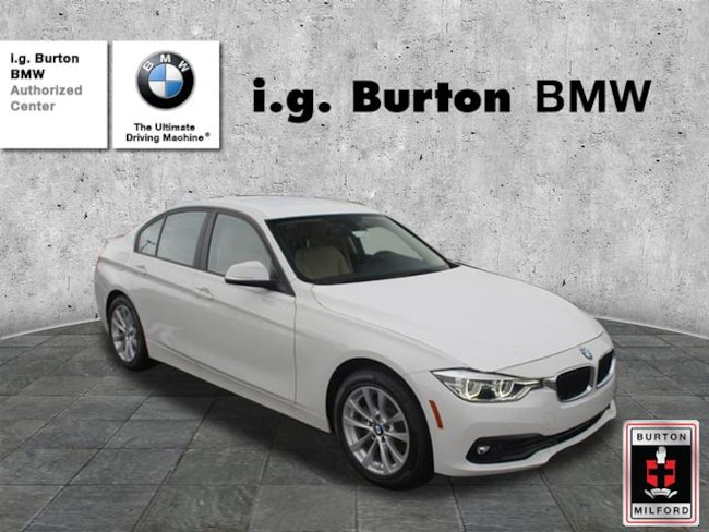 New 2018 BMW 3 Series 320i Sedan For Sale in Milford