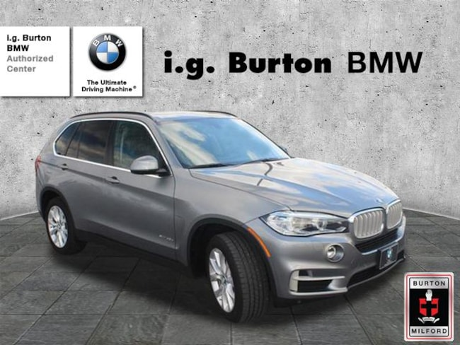 Certified Pre-Owned 2016 BMW X5 SAV For Sale in Milford