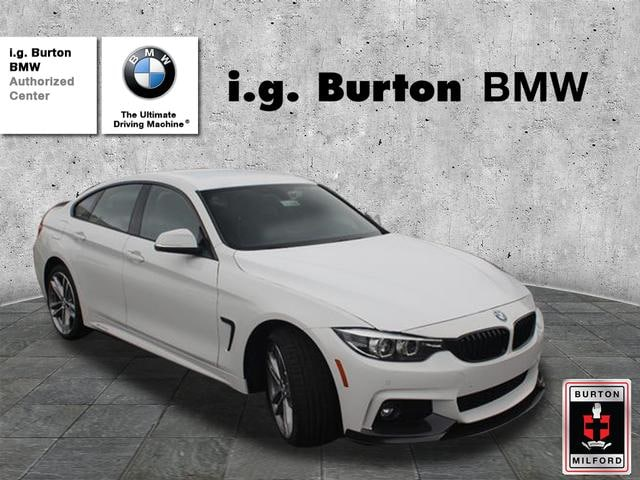 2019 BMW 4 Series 430i Xdrive Gran Coupe Hatchback for sale in Milford, DE