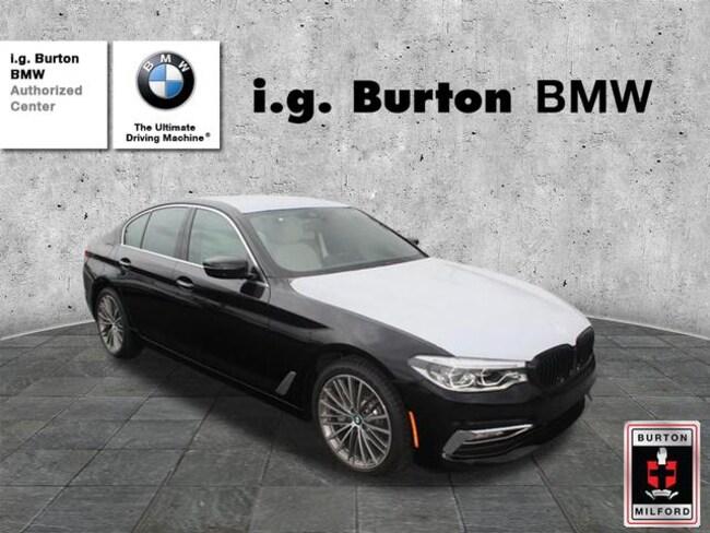 2018 BMW 5 Series 540d Sedan