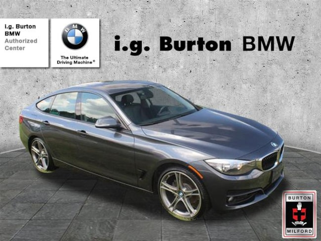 Certified Pre-Owned 2015 BMW 3 Series xDrive w/SULEV Gran Turismo For Sale in Milford