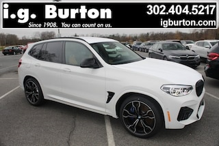 New 2021 BMW X3 M SUV Dealer in Milford DE - inventory