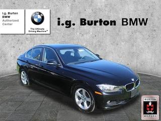 Certified Pre-Owned 2015 BMW 3 Series xDrive Sedan Dealer in Milford - inventory