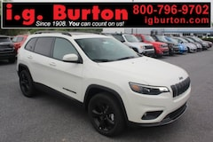 New 2019 Jeep Cherokee ALTITUDE 4X4 Sport Utility for Sale in Milford, DE