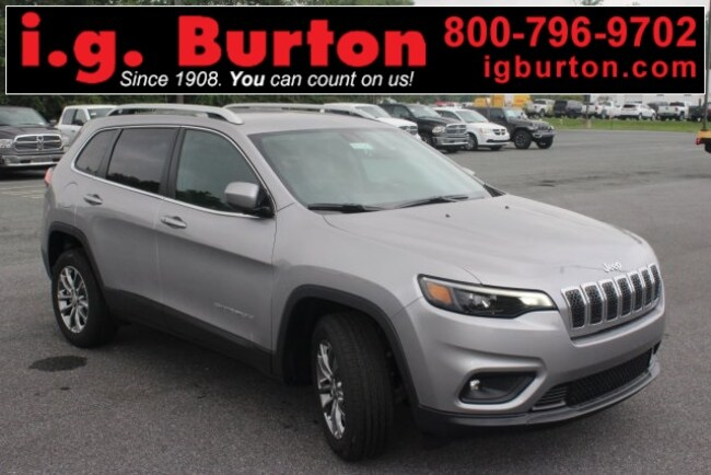 New 2019 Jeep Cherokee LATITUDE PLUS FWD Sport Utility For Sale/Lease in Milford, DE