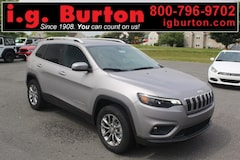 New 2019 Jeep Cherokee LATITUDE PLUS 4X4 Sport Utility for Sale in Milford, DE