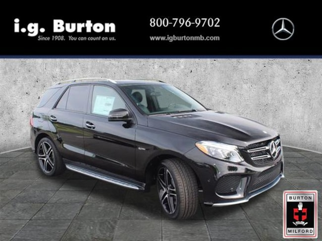 New 2018 Mercedes-Benz AMG GLE 43 For Sale Milford DE ...
