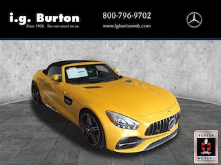 New 2018 Mercedes-Benz AMG GT C Roadster dealer in Delaware - inventory
