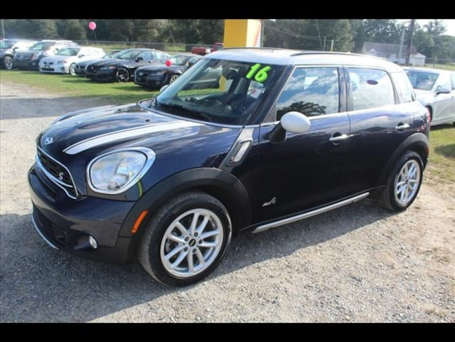 Pre Owned 2016 MINI Cooper S Countryman Base SUV For Sale In Milford