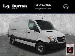 New 2017 Mercedes-Benz Sprinter 2500 Standard Roof V6 Van dealer in Delaware - inventory