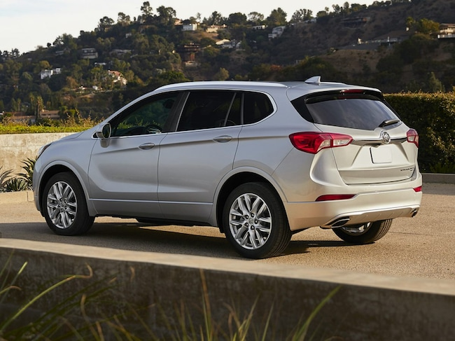 2019 Buick Envision Premium II SUV
