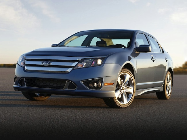 Used 2012 Ford Fusion For Sale At I G Burton Vin