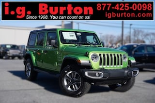 new 2019 Jeep Wrangler UNLIMITED SAHARA 4X4 Sport Utility for sale Smyrna DE