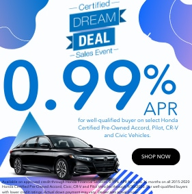 Dream Deal Sales Event