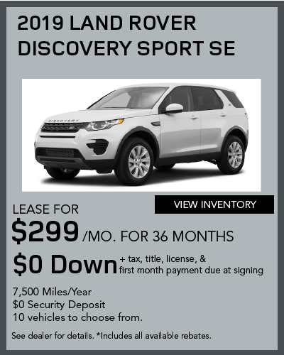 Land Rover Discovery Lease >> Land Rover Chicago Lease Specials Land Rover Chicago