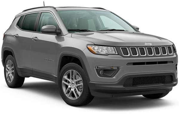 2020 Jeep Compass Sun & Wheel