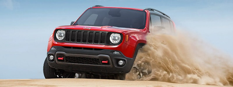 New 2021 Jeep Renegade High Point NC
