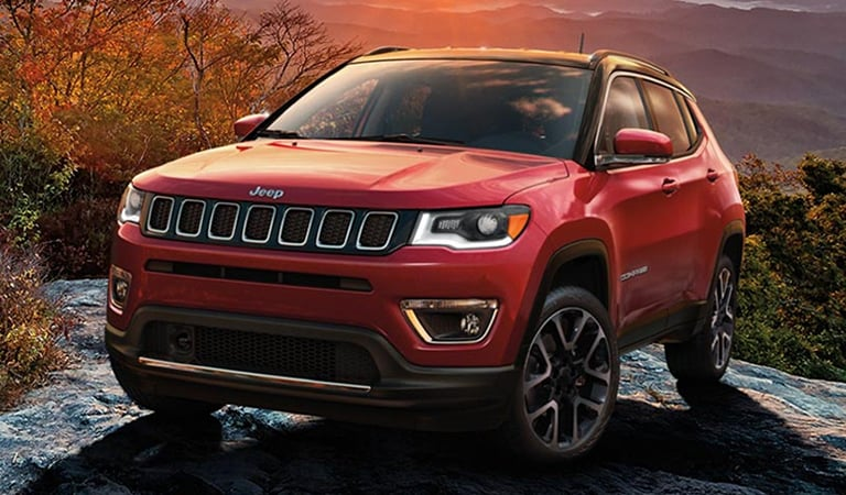 2020 Jeep Compass High Point NC