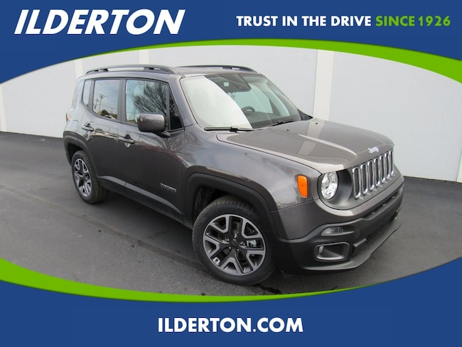 2018 Jeep Renegade LATITUDE 4X2 Sport Utility High Point NC