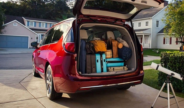 New 2019 Chrysler Pacifica High Point NC