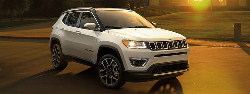 2020 Jeep Compass High Point North Carolina