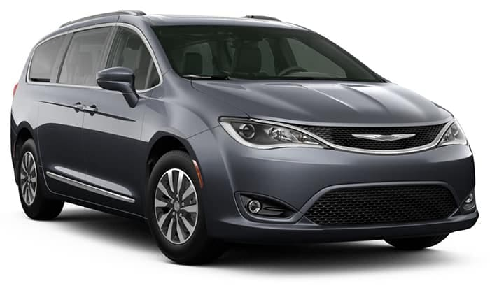 2020 Chrysler Pacifica 35th Anniversary Touring L Plus